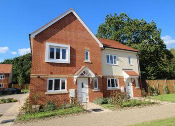 3 bed semi-detached house for sale in Burr Hill Lane, Chobham, Woking GU24