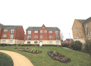 Thumbnail 2 bedroom flat to rent in Wessington Court, Grantham
