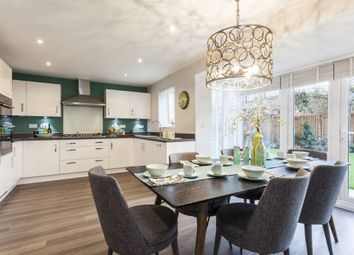 "Thumbnail 4 bedroom detached house for sale in ""Westbury"" at St. Lukes Road, Doseley, Telford"