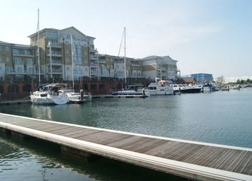 Thumbnail 2 bed flat to rent in Hamilton Quay, Eastbourne