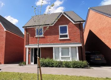 Thumbnail 4 bed detached house to rent in Robinson Grove, Longhedge, Salisbury