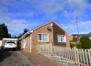 Thumbnail 2 bed detached bungalow for sale in The Yetts, Sedbury, Chepstow