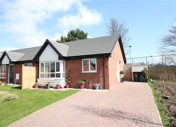Thumbnail 1 bed bungalow for sale in Oak Avenue, Longtown, Carlisle, Cumbria
