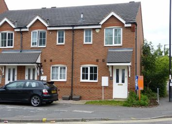 Thumbnail 2 bedroom end terrace house for sale in Walsall Road, Willenhall, West Midlands