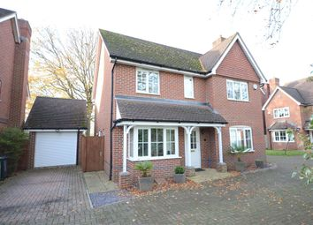 Thumbnail 5 bedroom detached house for sale in Sovereign Park, Westwood Road, Tilehurst