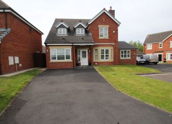 Thumbnail 5 bed detached house for sale in Celandine Way, St. Helens