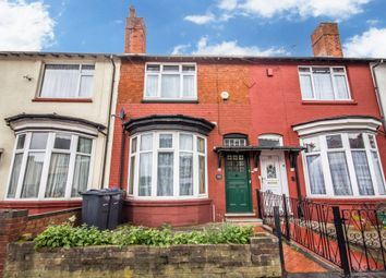 Thumbnail 3 bed terraced house for sale in Selsey Road, Edgbaston