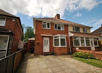 Thumbnail 3 bedroom semi-detached house for sale in Brentford Road, Kings Heath, Birmingham