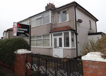 Thumbnail 3 bed semi-detached house to rent in Bleasdale Avenue, Thornton-Cleveleys