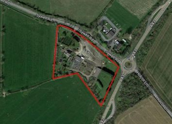 Thumbnail Land for sale in Crossroads Oasis, Sywell Road, Holcot, Northampton, Northamptonshire