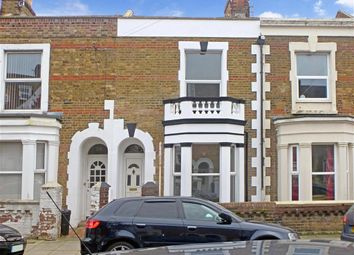 Thumbnail 3 bed terraced house for sale in Britannia Road, Southsea, Hampshire