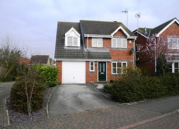 Thumbnail 3 bed detached house to rent in Cavendish Park, Brough, Hull, East Yorkshire