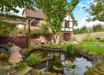 Thumbnail 4 bedroom detached house for sale in Esther Close, Bradville, Milton Keynes