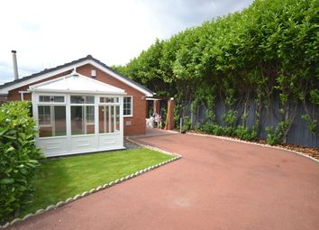 Thumbnail 3 bed detached bungalow for sale in Austwick Grove, Trent Vale, Stoke-On-Trent