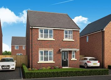 "Thumbnail 4 bed property for sale in ""The Rothway At Queens Way, Doncaster"" at Redland Crescent, Thorne, Doncaster"