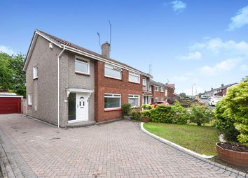 Thumbnail Semi-detached house for sale in Meadowburn, Bishopbriggs, Glasgow