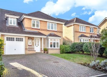 Thumbnail 5 bed detached house for sale in The Crossways, Chandler's Ford, Eastleigh, Hampshire