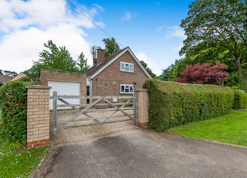 Thumbnail 3 bed bungalow for sale in Glapthorn Road, Oundle, Peterborough