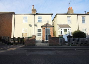 Thumbnail 2 bedroom semi-detached house for sale in Church Lane, Cheshunt, Waltham Cross