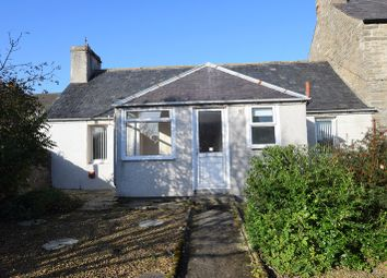 Thumbnail 1 bed semi-detached bungalow for sale in 20 Barrock Street, Thurso