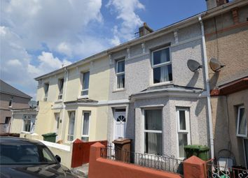 Thumbnail 2 bed terraced house to rent in Crozier Road, Plymouth, Devon