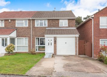 Thumbnail 3 bed semi-detached house for sale in High View, Portishead, Bristol