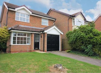 Thumbnail 3 bed detached house for sale in Goodwood Close, Alton
