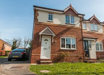 Thumbnail 3 bed semi-detached house for sale in Huxterwell Drive, Balby, Doncaster