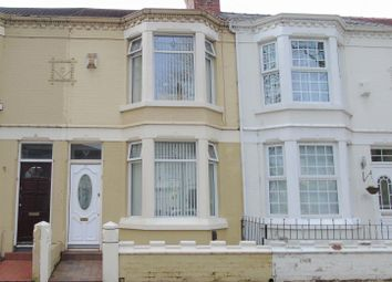 Thumbnail 3 bed terraced house for sale in Stanley Park Avenue South, Anfield, Liverpool