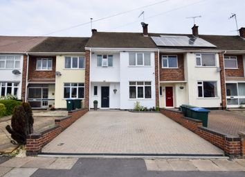 Thumbnail 3 bed terraced house for sale in Winsford Avenue, Allesley Park, Coventry - Show Home Condition