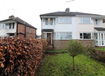 Thumbnail 3 bed semi-detached house for sale in Maple Drive, Walsall