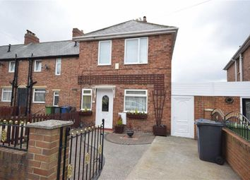 Thumbnail End terrace house for sale in Sycamore Avenue, South Shields