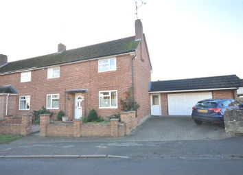 Thumbnail 3 bed semi-detached house for sale in Highworth Road, South Marston, Swindon, Wiltshire