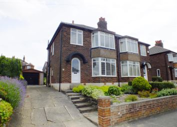 Thumbnail 3 bed semi-detached house for sale in Carr Manor Grove, Leeds, West Yorkshire