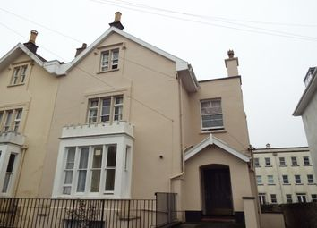 Thumbnail 1 bed flat to rent in Wellington Park, Clifton, Bristol