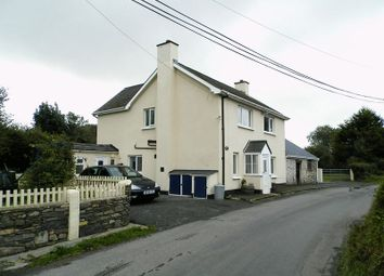 Thumbnail 3 bed detached house for sale in Llanrhystud