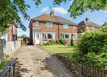 Thumbnail 3 bedroom semi-detached house for sale in Station Road, Halmer End, Stoke-On-Trent