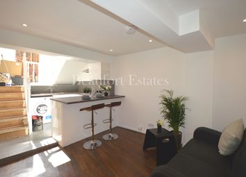 Thumbnail 1 bed flat to rent in Kentish Town Road, Camden