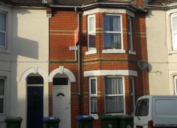 Thumbnail 4 bedroom shared accommodation to rent in Livingstone Road, Southampton