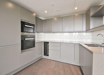 Thumbnail 2 bedroom flat to rent in Queens Wharf Crisp Road, Crisp Road, London