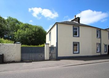 Thumbnail 3 bed end terrace house for sale in Low Barholm, Kilbarchan, Johnstone