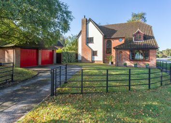 Thumbnail 4 bed detached house for sale in Lancaster Drive, Martlesham Heath, Ipswich