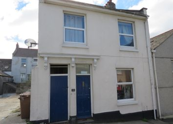 Thumbnail 3 bed semi-detached house for sale in Healy Place, Stoke, Plymouth