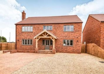 Thumbnail 4 bedroom detached house for sale in Barroway Drove, Norfolk