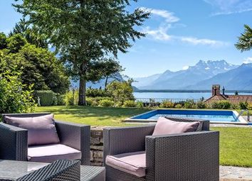 Thumbnail 5 bed detached house for sale in Montreux, Switzerland