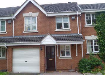Thumbnail 3 bed semi-detached house to rent in Regent Close, Birmingham
