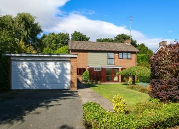 Thumbnail 4 bed detached house for sale in Ashworth Close, Bowdon, Altrincham