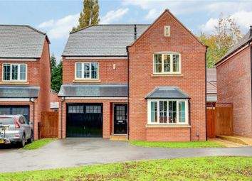 Thumbnail 4 bed detached house for sale in Kings Gate, Kings Norton, Birmingham