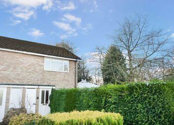 Thumbnail 2 bed end terrace house to rent in Bedford Close, Wash Common, Newbury
