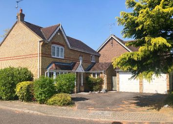 Thumbnail 4 bedroom detached house to rent in Highclere Road, Great Notley, Braintree